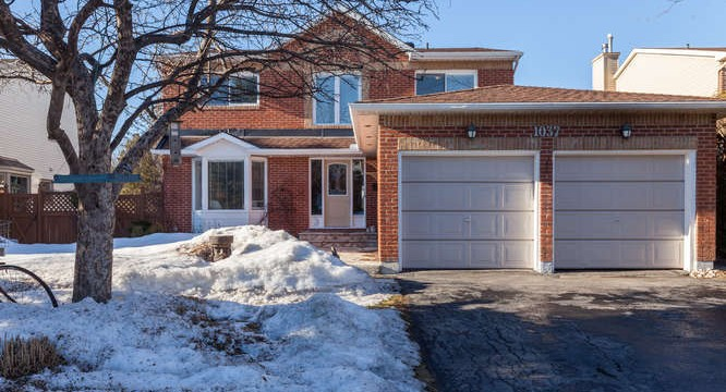 Photo of ***SOLD*** 1037 Deauville Cr. In Rivers Edge. Steps from the Ottawa River!